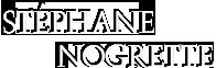Logo Stéphane Nogrette guitare