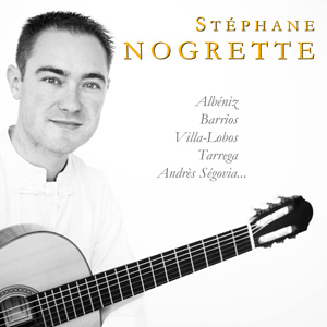 Stephane Nogrette : album Stéphane Nogrette